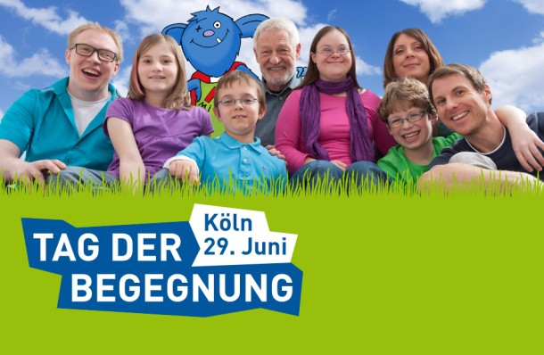 Tag der Begegnung 2013 in Köln