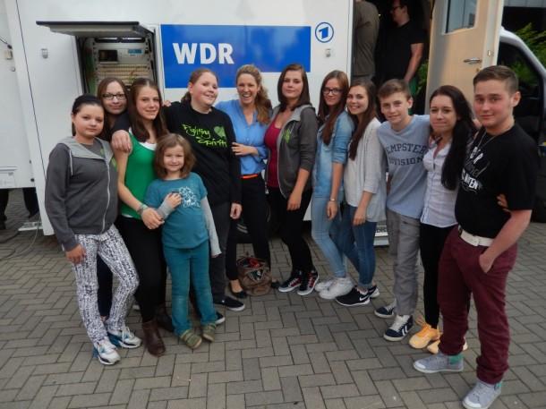 WDR Lokalzeit zum Pallitiv Kongress im Landtag