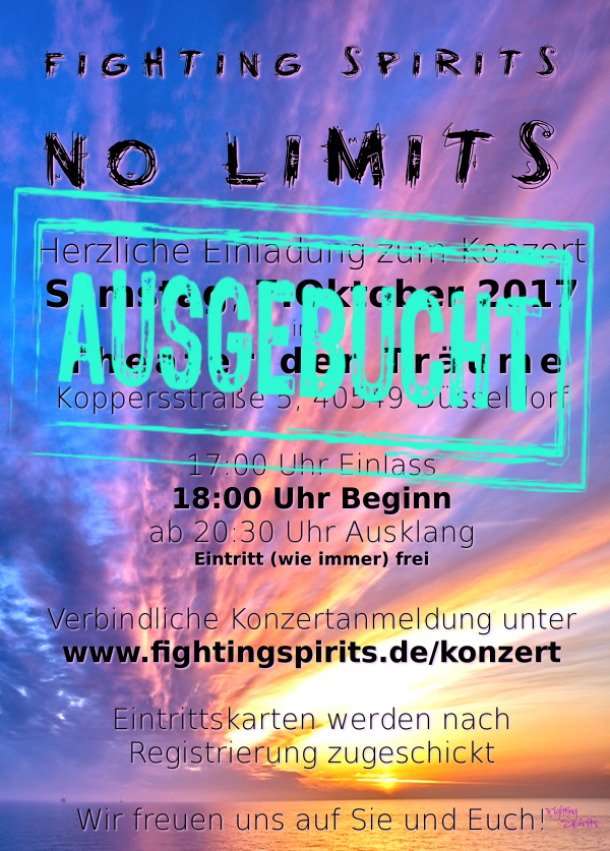 No Limits Konzert