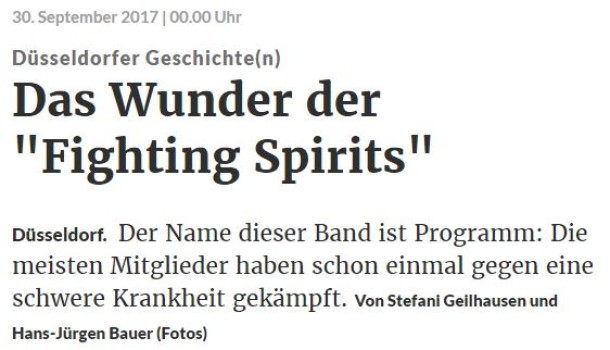 Das Wunder der Fighting Spirits