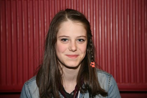 Hanna – erkrankt 2013 an Spondilitis