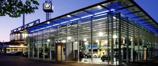 Charity bei BMW Brandenburg in Düsseldorf