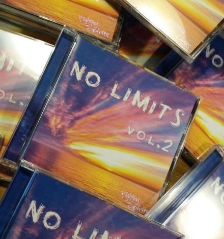 """Sie sind da – CD """"No Limits"""""""