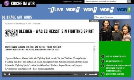 WDR 5 Radioprojekt